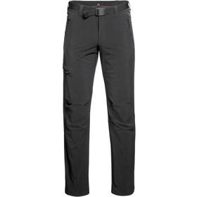 Maier Sports Oberjoch Spodnie outdoorowe Mężczyźni, czarny